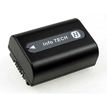 Batería para Sony modelo NP-FH30