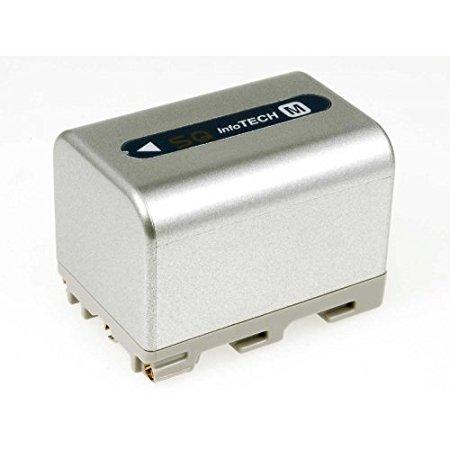 Batería para Sony modelo NP-QM71 3400mAh Plateada