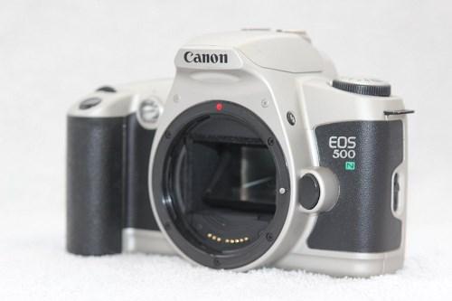 Cámara réflex Canon EOS 500N