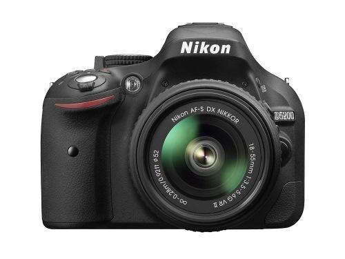 Cámara Réflex Nikon D5200