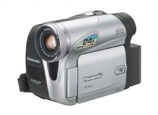 """Panasonic Camera NV-GS17 0.8MP CCD - Videocámara (0,8 MP, CCD, 25,4/6 mm (1/6""""), 25x, 800x, 2,1-50,4 mm)"""