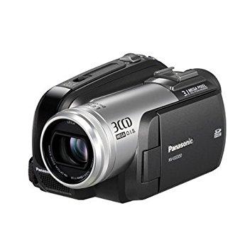 """Panasonic Digital Camcorder NV-GS330 3.1MP CCD - Videocámara (3,1 MP, CCD, 25,4/6 mm (1/6""""), 10x, 700x, 3-30 mm)"""