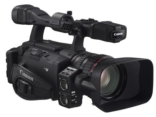 videocámaras profesionales canon