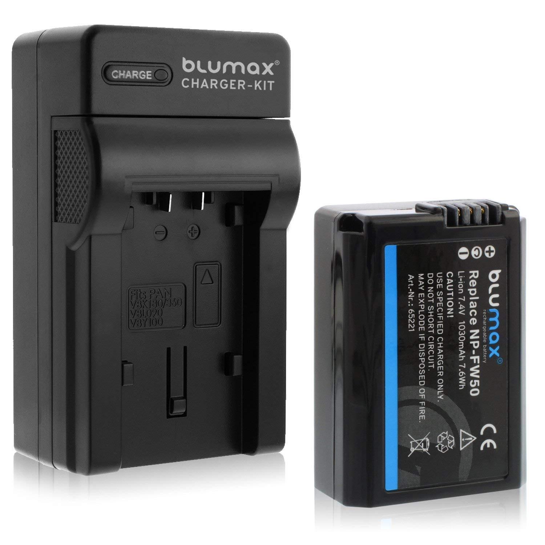 Blumax–Batería para SONY NP-FW50