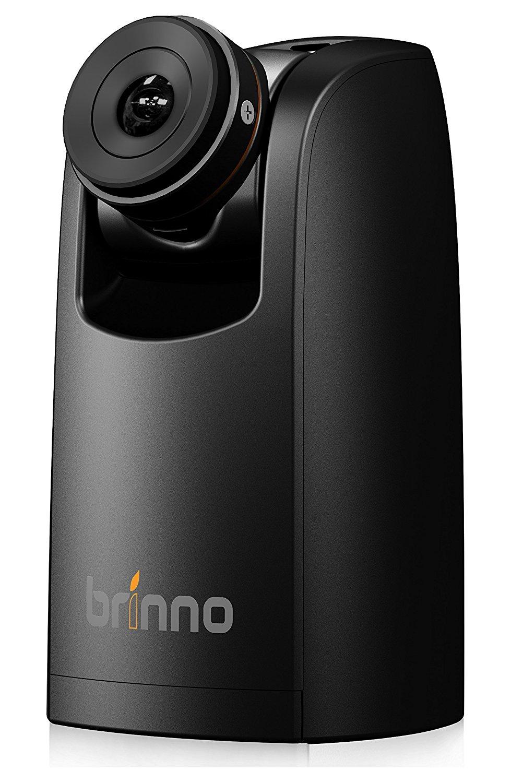 """Brinno TLC200 PRO - Cámara de lapso de tiempo para crear videos (HD 1280 x 720, apertura f2.0 3.7 cm, pantalla LCD de 1.44"""", tarjeta SD de 4 GB)"""