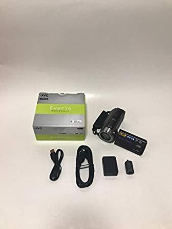 JVC Kenwood JVC cámara de vídeo Everio integrado de memoria 32GB marrón gz-r70-t [versión internacional, no garantía]