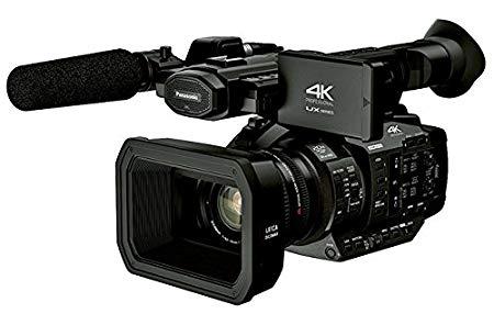 Panasonic AG-UX180 Cámara de Hombro 9.46MP Mos Negro - Videocámara (9,46 MP, Mos, 8,79 MP, 20x, 30x, 8,8-176 mm)