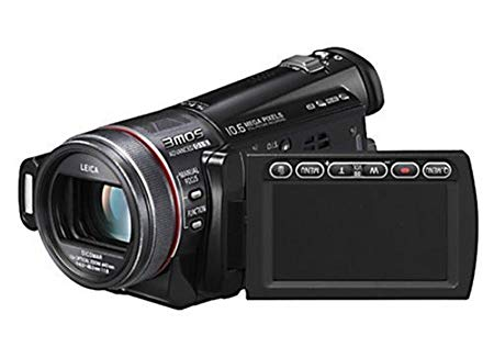 Panasonic HDC-SD300 - Videocámara (MOS, 10.6 MP, 1/0.161 mm (1/4.1), 12 x, 700 x, 4-48 mm) Negro