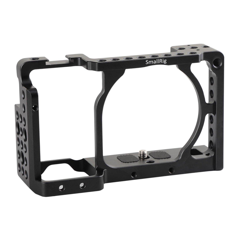 Smallrig® Soporte de jaula de la cámara para cámara réflex digital 1661 para Sony A6000/ILCE-6000, A6300/ILCE-6300, Sony NEX7 - 1661