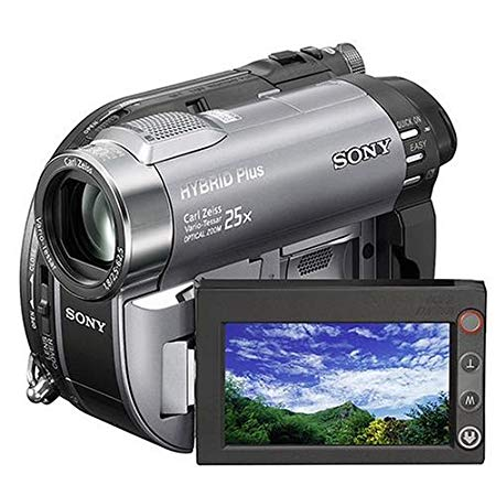 "Sony DCR-DVD410E - Videocámara (1 MP, 1/0.236 mm (1/6""), 25 x, 2000 x, 1.8-3.2 mm, 1/3-1/3500 s)"