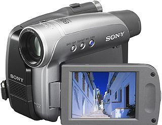 "Sony DCR-HC27E - Videocámara (1/0,236 mm (1/6""), 20x, 800x, 2,3 - 46 mm, Mini-DV, 1/50-1/3500s)"
