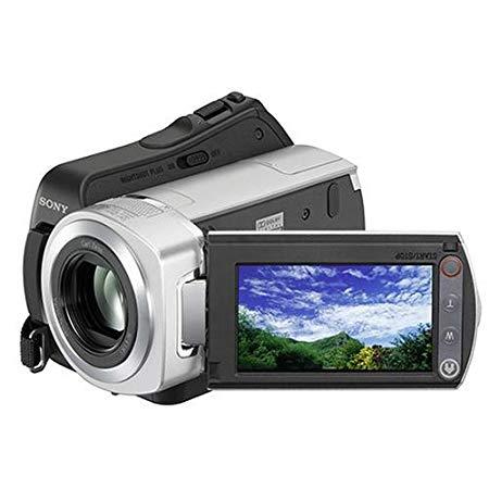 "Sony DCR-SR35E 0.8MP Negro soporte de - Videocámara (0,8 MP, 25,4/8 mm (1/8""), 40x, 2000x, 1,9-76 mm, 3 cm)"