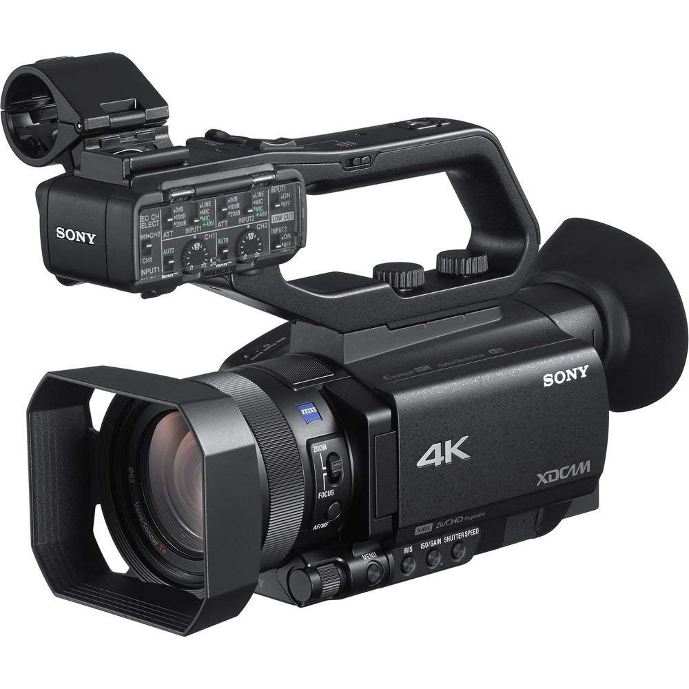 Sony PXWZ90V - Videocámara (14,2 MP, CMOS, 12x, 48x, 9,3-111,6 mm, 29-348 mm)