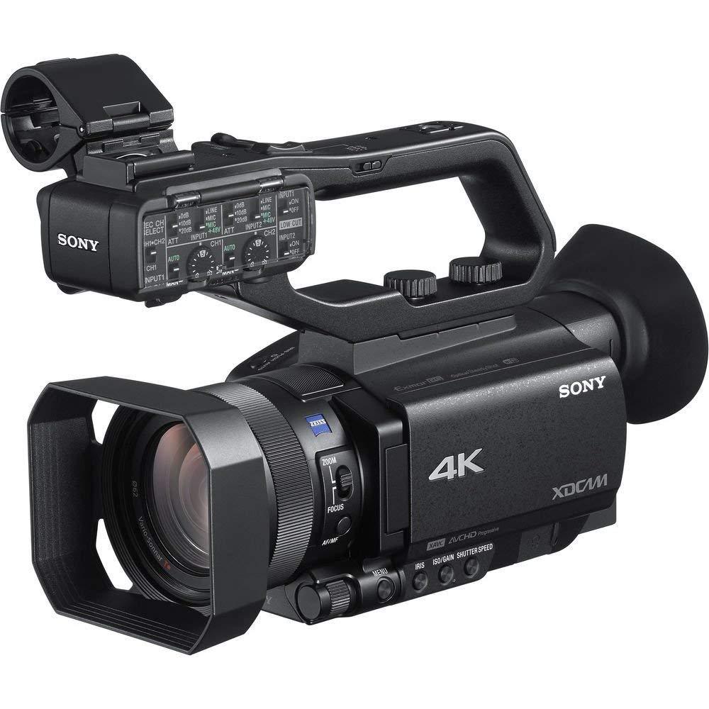 Sony PXWZ90V - Videocámara (14,2 MP, CMOS, 12x, 48x, 9,3-111,6 mm, 29-348 mm)