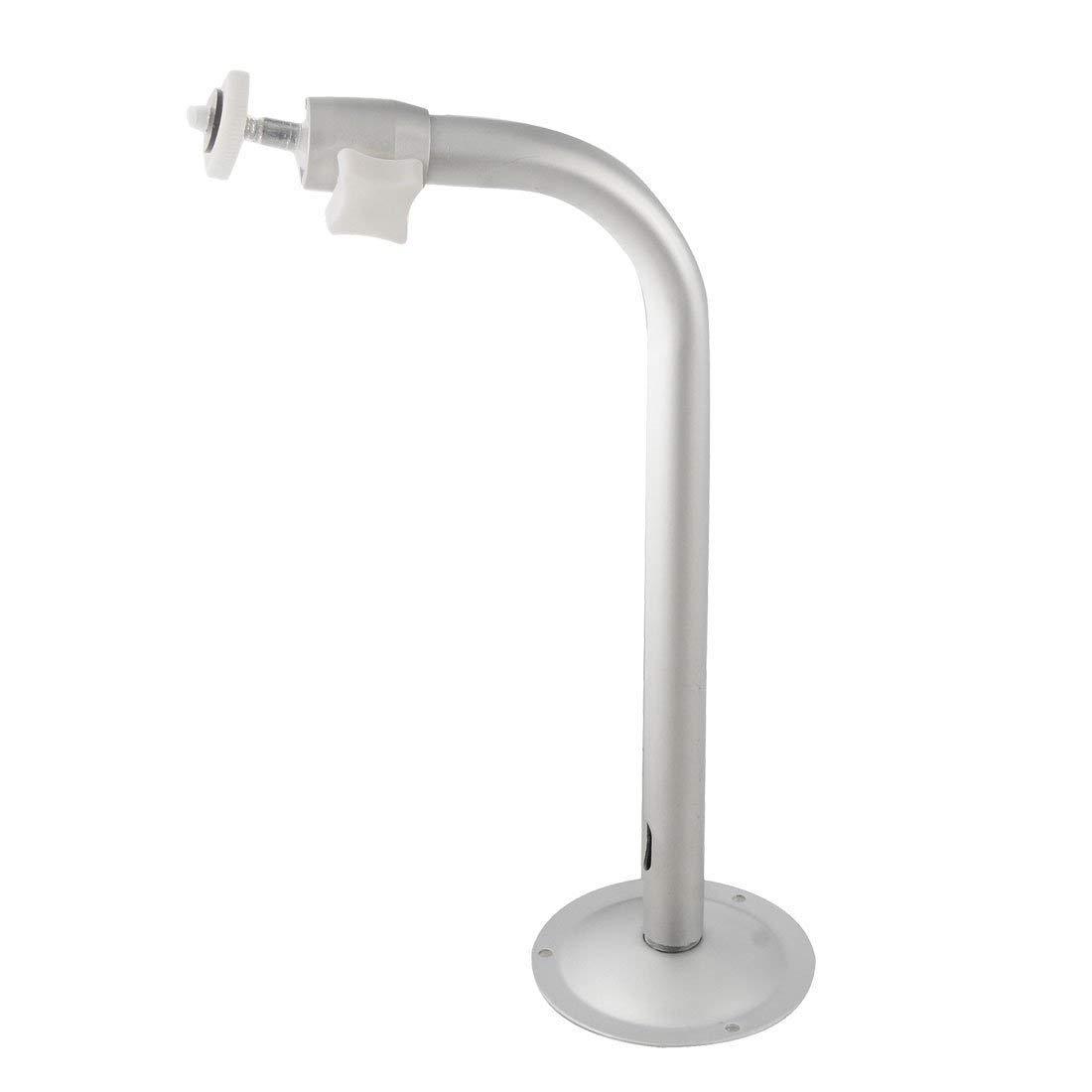 Soporte de camara - TOOGOO(R)Soporte de pared para nteriores y exteriores L Forma Metal 28,96 cm para CCTV CCD camara
