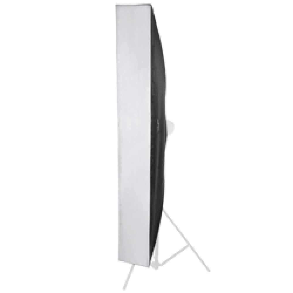 Walimex 16562, 400 mm, 250 mm, 1800 mm, 1240 g, Negro, Blanco