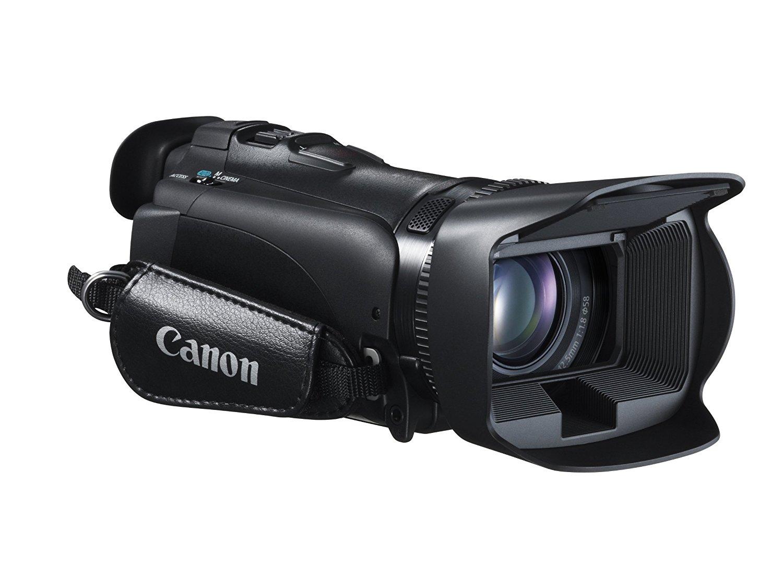 """Canon 8063B004 - Videocámara de 2.37 Mp (pantalla de 3.5"""", zoom óptico 10x, estabilizador de imagen óptico), negro [importado]"""