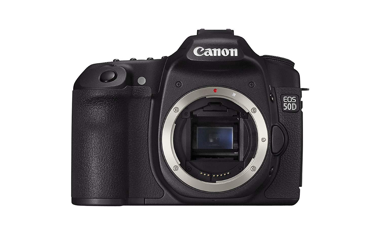 Canon EOS 50D - Cámara Réflex Digital 15.1 MP (Cuerpo) (Reacondicionado Certificado)