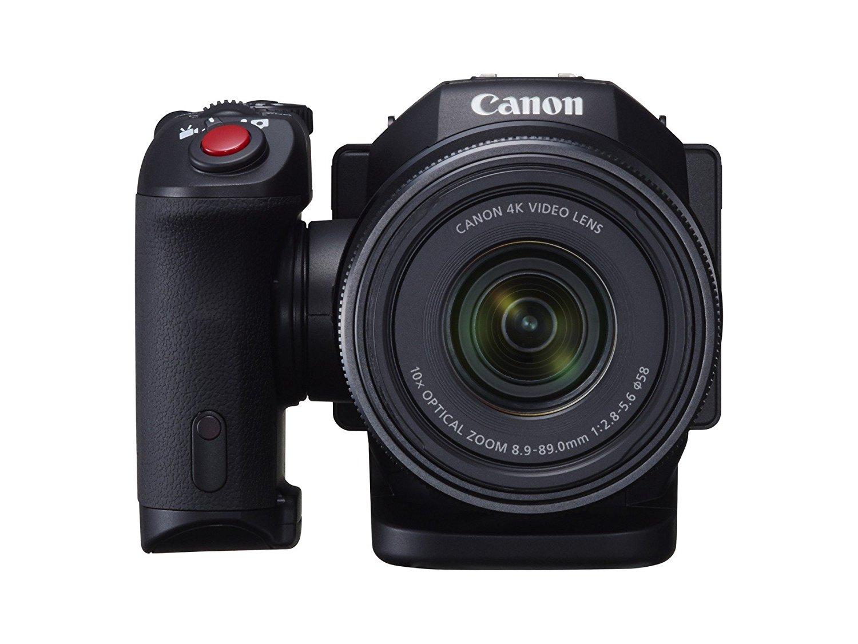 Canon XA XC10 - Videocámara (13,36 MP, CMOS, 12 MP, 8,29 MP, 10x, 8,9-89 mm)