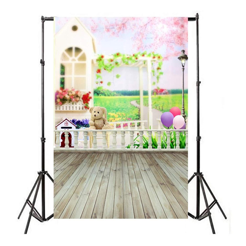 fotografía accesorios Sannysis fotografía de producto bebe fotografía accesorios prop fotografía estudio Telón de fondo de madera del piso de la pared del vinilo Fondo de fotografía