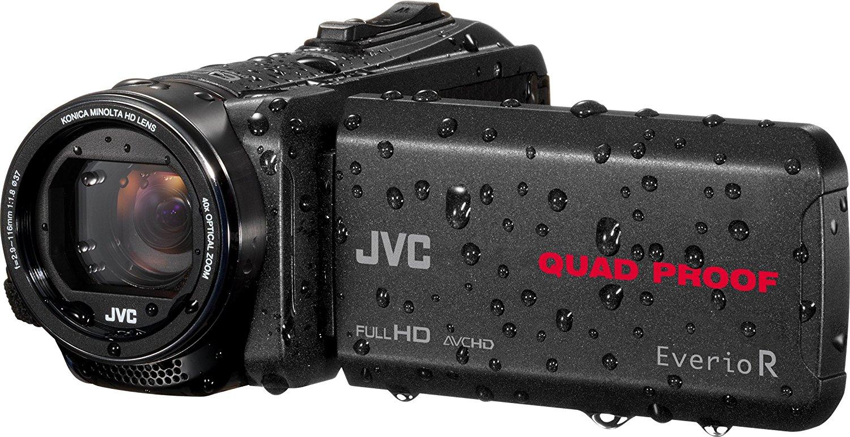 "JVC GZ-R430BEU - Videocámara (10 MP, CMOS, 25,4/5,8 mm (1/5.8""), 40x, 100x, 2,9-116 mm)"