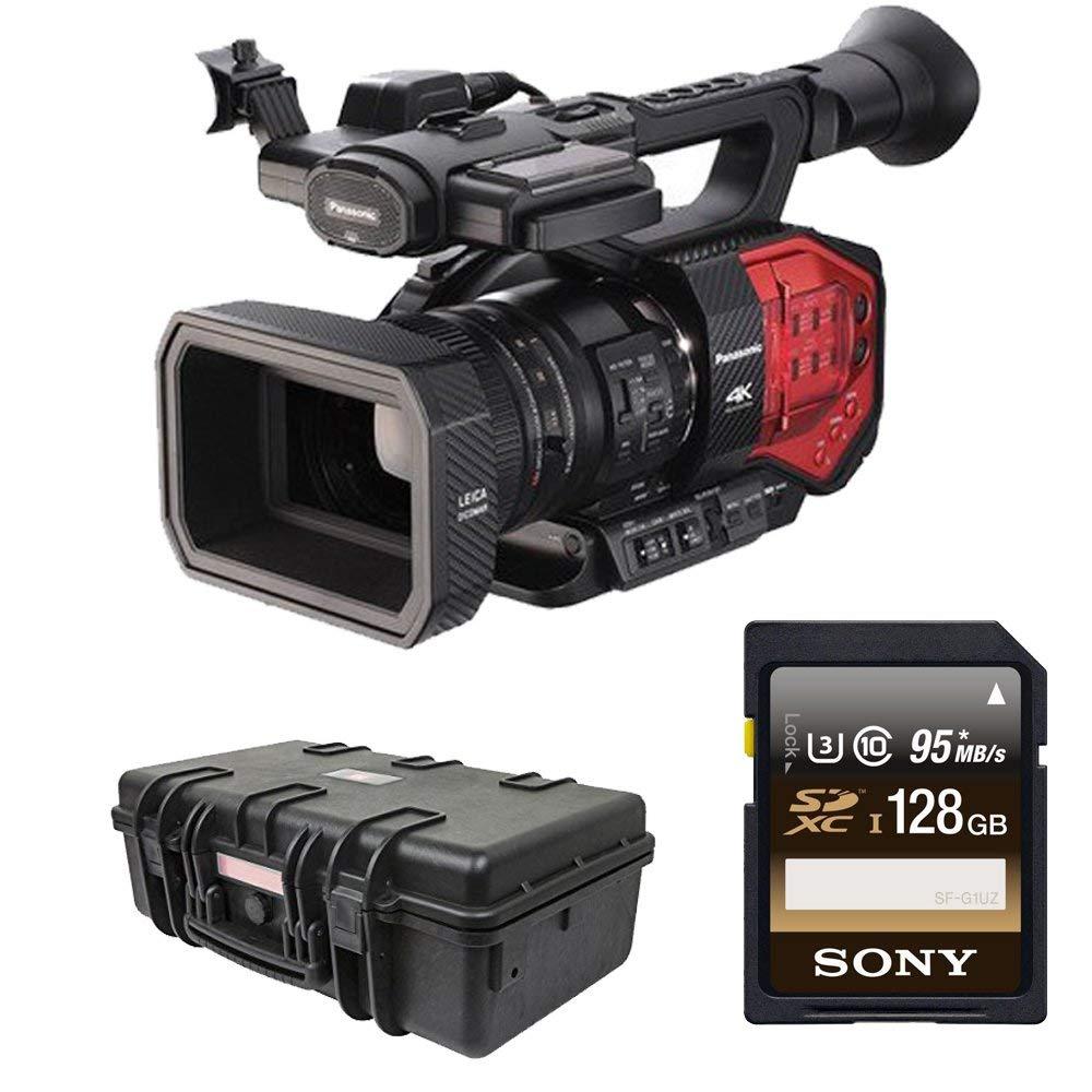 Panasonic AG DVX200 4K Videocámara Handheld 64GB UHS 1 Tarjeta de Memoria R95
