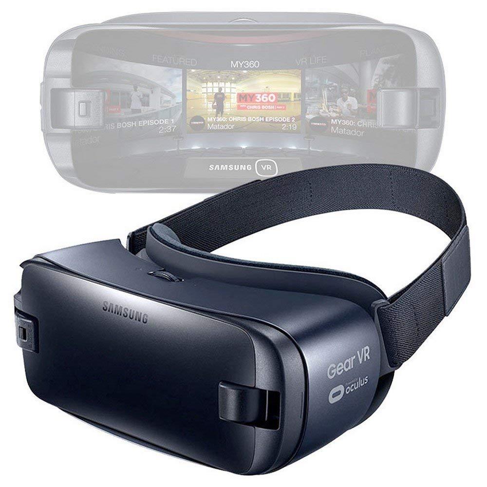 Samsung - Gear vr sm-r323 headset negro-blau