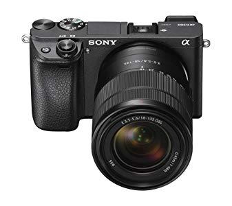 Sony α 6300 MILC 24.2MP CMOS 12416 x 1856Pixeles Negro - Cámara Digital (24,2 MP, 12416 x 1856 Pixeles, CMOS, 4K Ultra HD, 360,8 g, Negro)