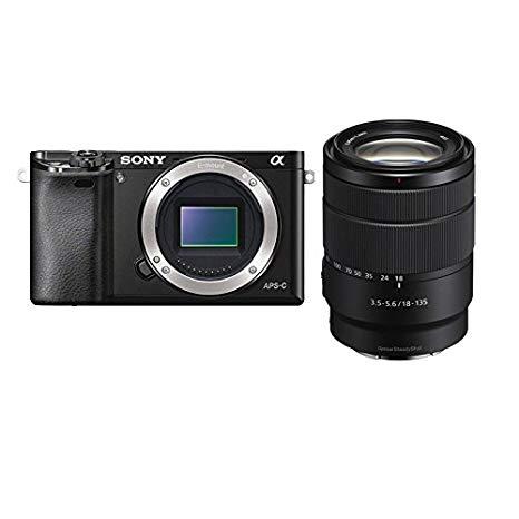 Sony Alpha 6000 Noir + 18-135