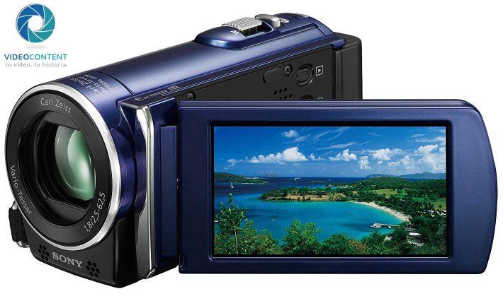 videocámara Sony HDR CX115E