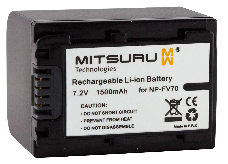 11 WH 7,2 V Original Mitsuru batería para Sony cámara de vídeo DCR-SX31E DCR-SX33E