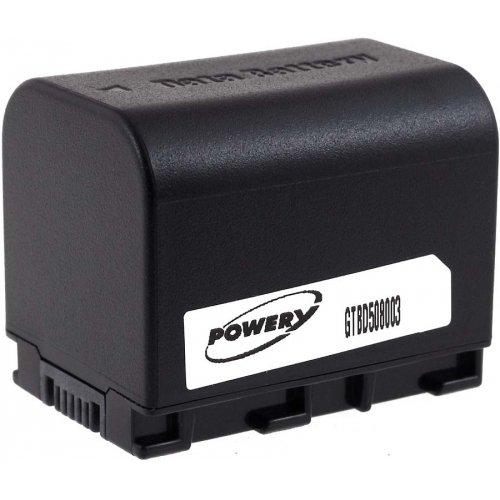 Batería para Video JVC modelo BN-VG108E (conector rectangular)