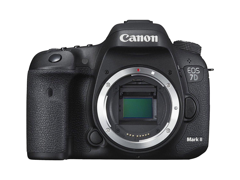 Canon EOS 7D Mark II - Cámara digital (Cuerpo de la cámara SLR, CMOS, 5472 x 3648 Pixeles, 5472 x 3648, 3648 x 2432, 2736 x 1824, 1920 x 1280, 720 x 480, 4104 x 2736, 3:2, 22,4 x 15 mm)