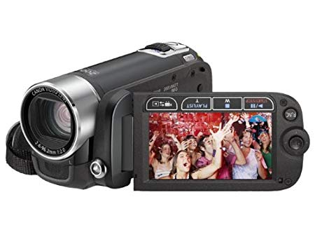 "Canon LEGRIA FS200 - Videocámara (1.23 MP, CCD, 1/0.236 mm (1/6""), 37 x, 2000 x, 40.5-1676 mm)"