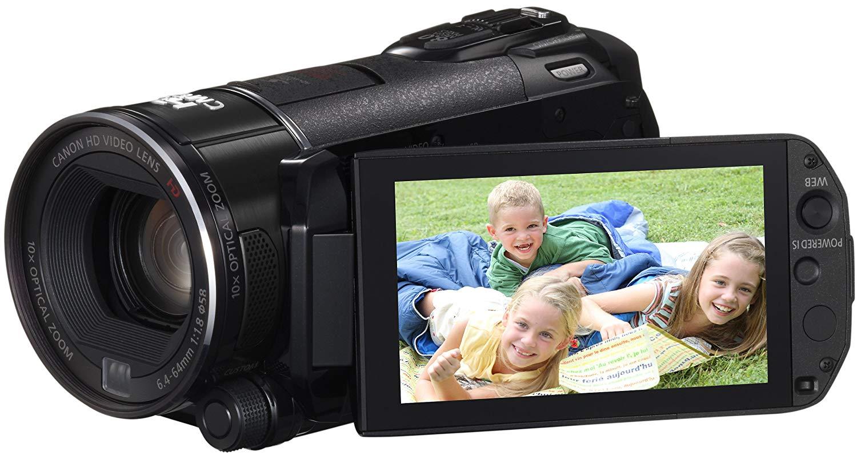 "Canon LEGRIA HF S30 - Videocámara (CMOS, 8.59 MP, 1/0.0906 mm (1/2.3""), 10x, 200x, 6.4-64 mm) Negro"