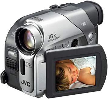 Jvc gr de d23e MiniDV Videocámara