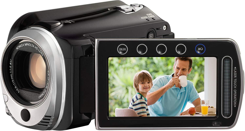 JVC GZ-HD520BEU - Videocámara HDD 120 GB