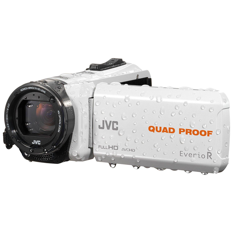 "JVC GZ-R435 - Videocámara (2,5 MP, CMOS, 25,4/5,8 mm (1/5.8""), 40x, 200x, 2,9-116 mm)"