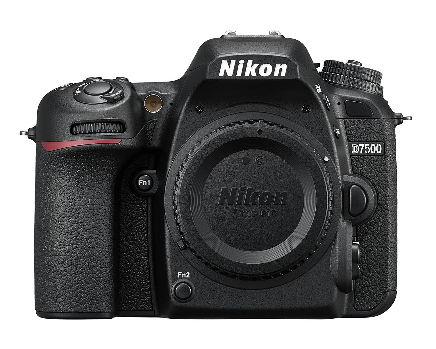 "Nikkon D7500 - Cámara réflex Digital DE 20.9 MP (Pantalla LCD 3.2"", 4K/UHD, SnapBridge, Bluetooth, WiFi), Color Negro - Solo Cuerpo"
