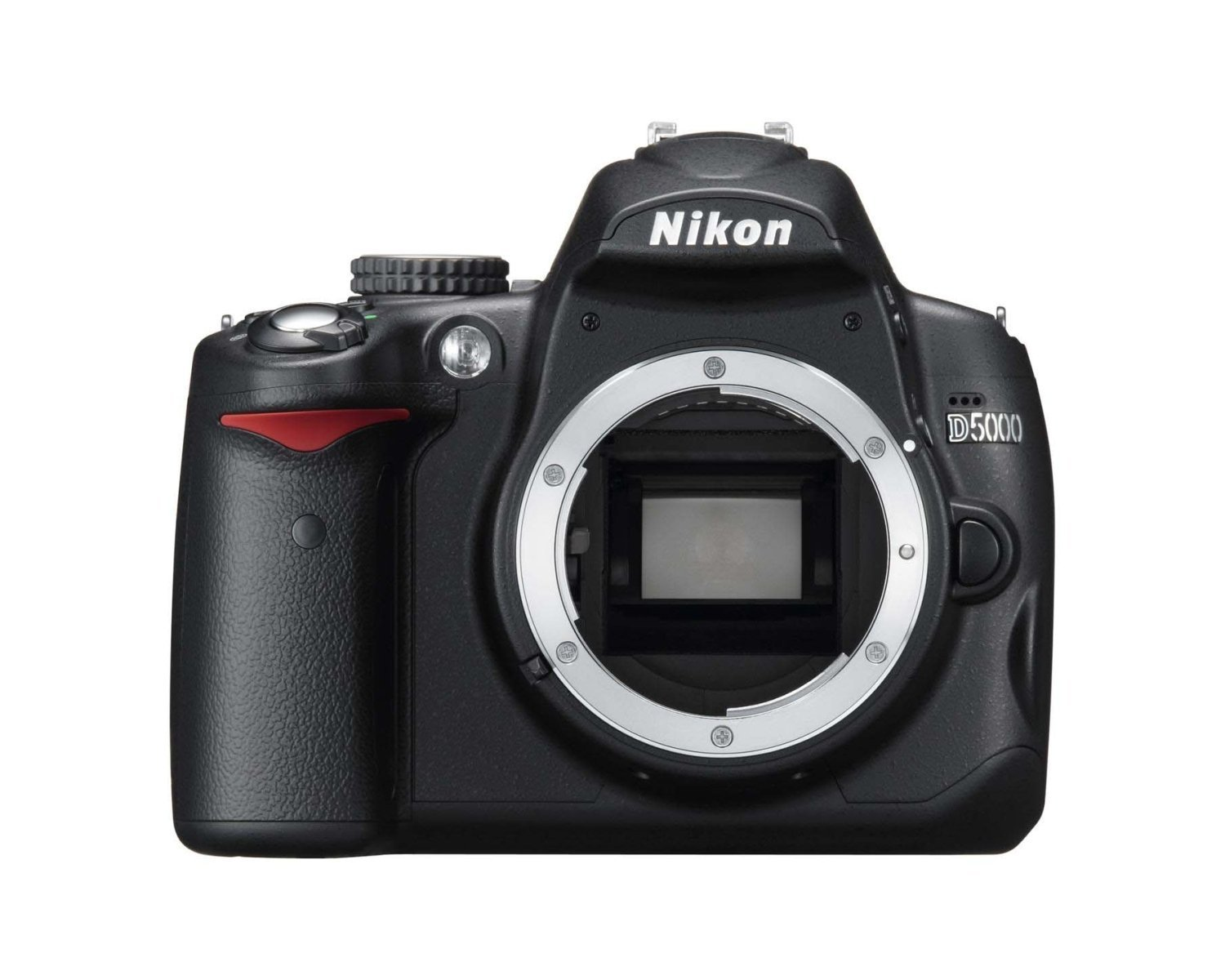 Nikon D5000 - Cámara Réflex Digital 12.3 MP (Cuerpo) (Reacondicionado Certificado)