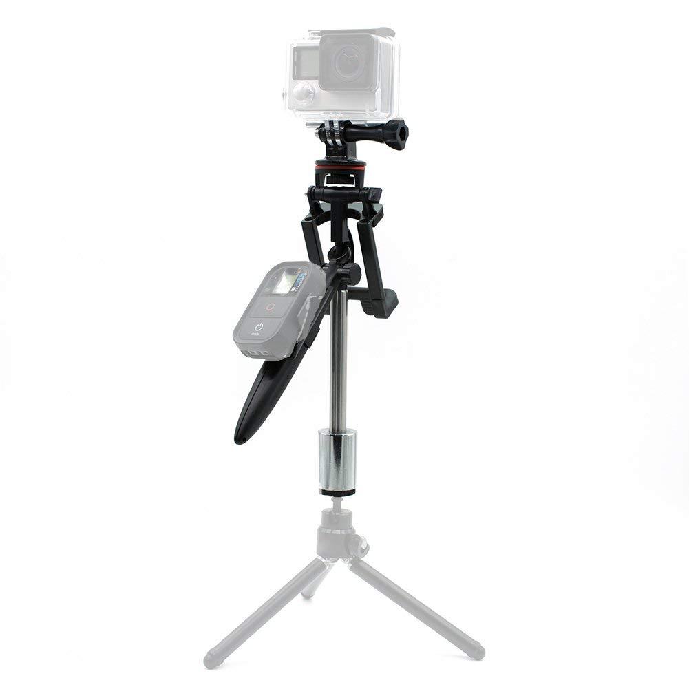 Smartphone handheld Estabilizador Grip Soporte para GoPro 1/2/3/4/5iPhone 7/6samsung galaxy s6Huawei grabación de vídeo