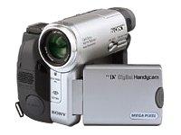 "Sony DCR-TRV33 NON 800Kpix 8MB 2.5"" USB - Videocámara (1 MP, 25,4 / 4,7 mm (1 / 4.7""), 10x, 120x, 3,7 - 37 mm, 3 cm)"