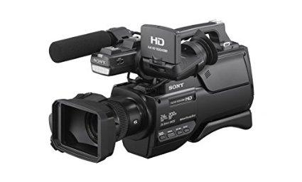 "Sony HXR-MC2500E - Videocámara (7 Mp, pantalla de 3"", zoom óptico 12x), negro"