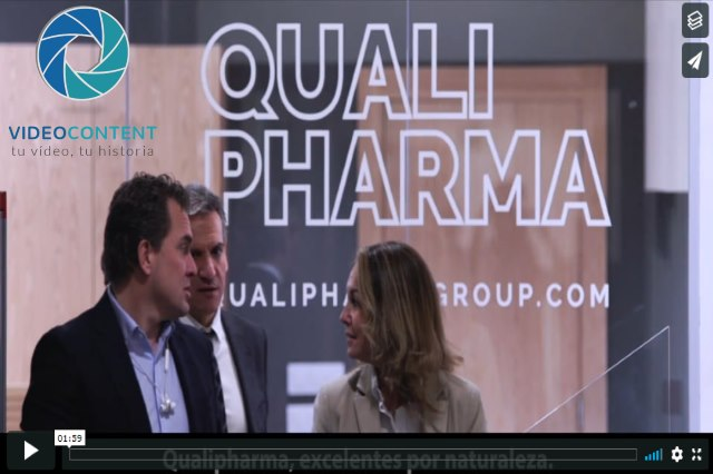 Vídeo corporativo para Qualipharma (Sector farmacéutico)
