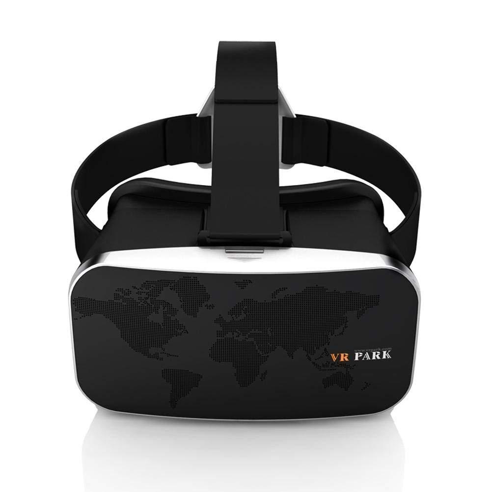 Vrpark Casque Lunette Gafas De Realidad Virtual Gafas 3D 3 D Box Vr Auriculares Casco Para Teléfonos Inteligentes Video Pantalla Google Cartón