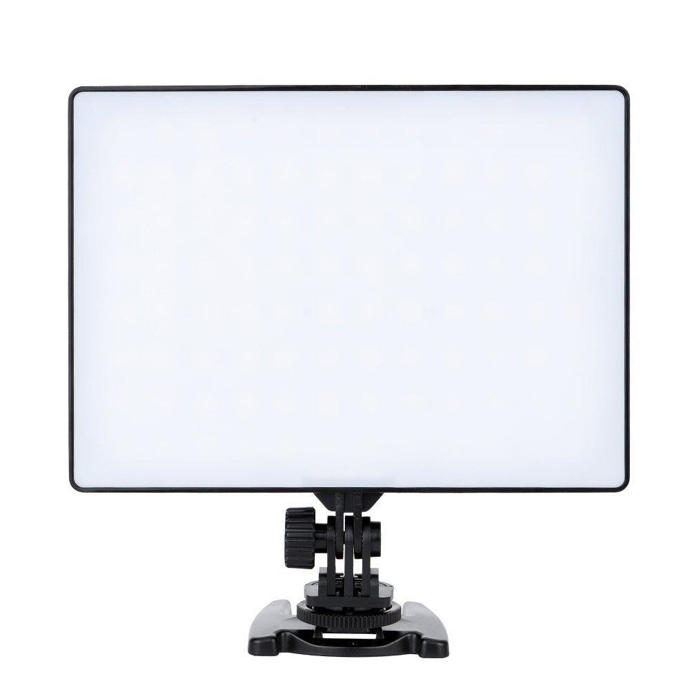 Yongnuo YN300 Air Pro LED de luz para cámara de vídeo con ajustable Temperatura de color 3200k-5500k para Canon Nikon Pentax Olympas Samsung Dslr Cámara (YN300 Air Pro)