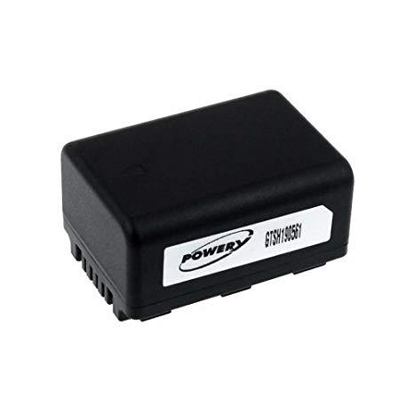 Batería para Videocámara Panasonic SDR-S50 incluye cargador
