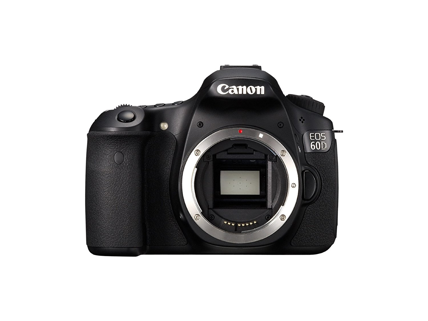 Canon EOS 60D - Cámara Réflex Digital 18 MP (Cuerpo) (Reacondicionado Certificado)