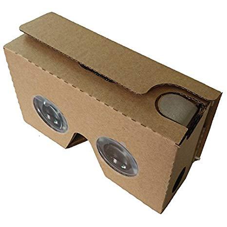 Google cartón VR auriculares