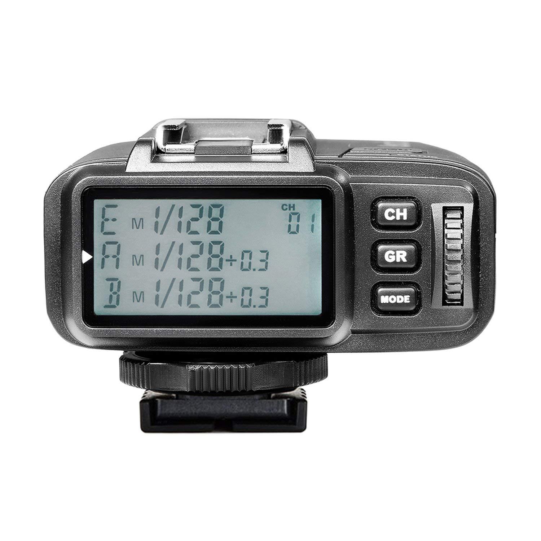 Neewer®N1T-S TTL 2.4G 32 Canales Transmisor del Disparador de Flash inalámbrico para Cámaras Sony A77II A7RII A7R A58 A99 A6000 con Mi Zapata, Estudio Flash y Flash Speedlite